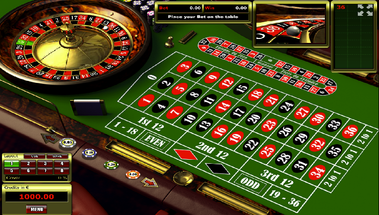 Roulette Online Of The Month